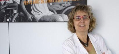 Antonia Enseñat (Institut Guttmann)